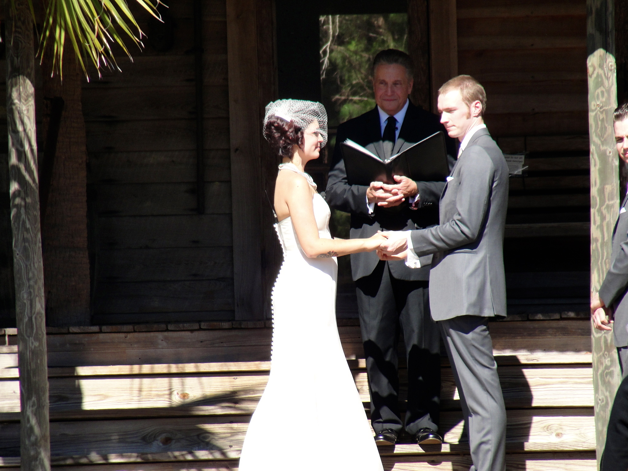 Fort Christmas Park | Sensational Ceremonies - Wedding Officiants